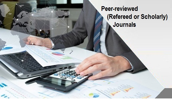 ISROSET- Peer-reviewed Journals